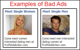 Dating advertisements