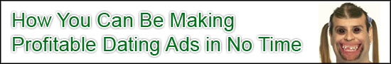 how to make dating ads First dating messages that get a great  to aid or abet and make your 1st email experience simple to grip and raise your chances of bantering with the .