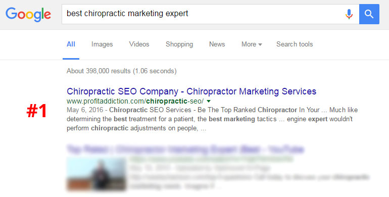 best-chiropractic-marketing-expert
